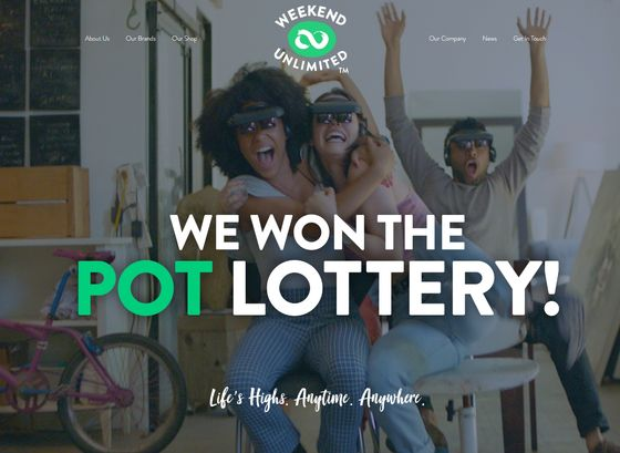 Tiny Cannabis Company Surges 65% After Winning the 'POT' Ticker Lottery
