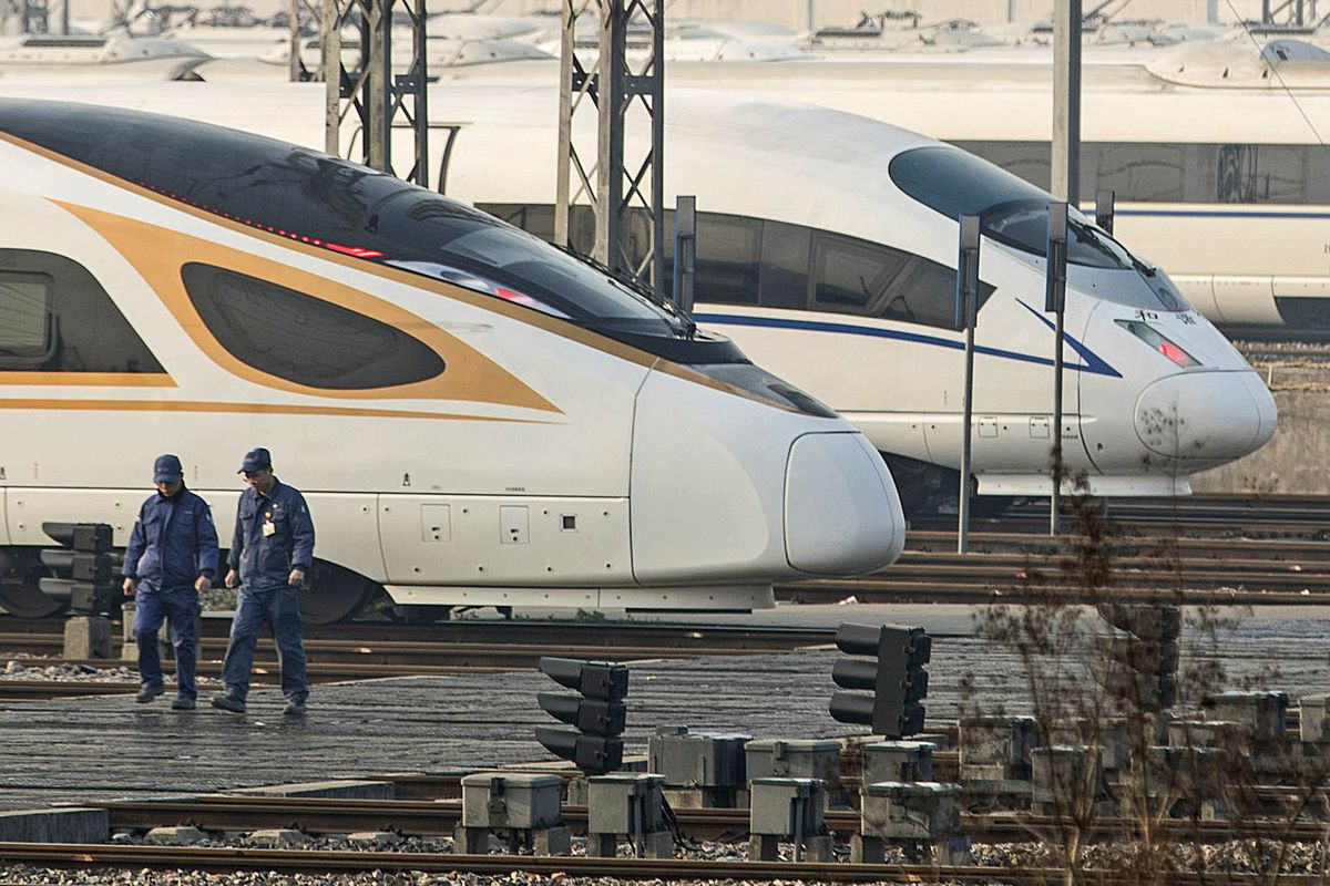Alstom and Siemens Show How Not to Deal With China