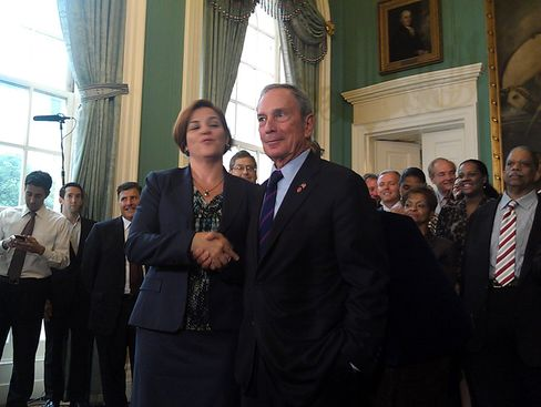 Bloomberg Reaches Deal With NYC Council on $68.5 Billion Budget