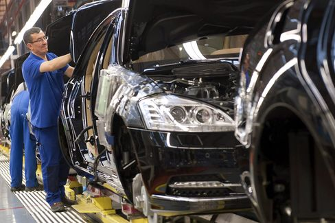 Euro-Area August Factory Output Expands Faster Than Estimated