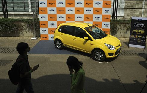 Ford India Ad Agency Fires Employees Over 'Distasteful' Posters