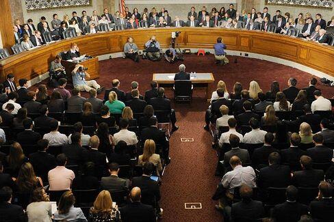 As Ina Drew Heads to Washington, Senators Ready for Whale Watching