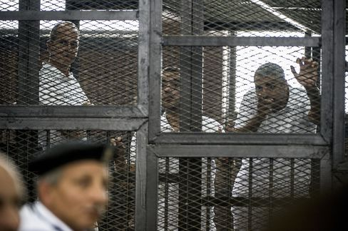 Al-Jazeera Journalists Sentenced to Prison