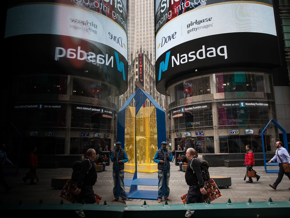 Investors Get Greedy as Nasdaq 100 Hits a Record