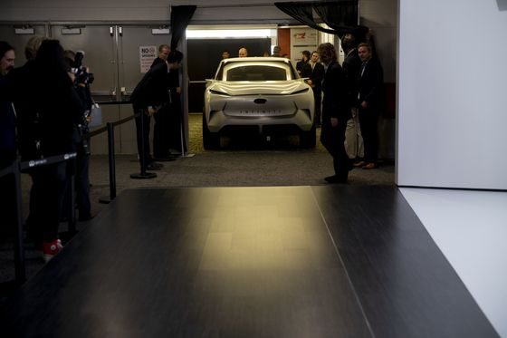 As If Nissan Needed More Woes, Infiniti Botches SUV Reveal