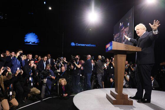 Boris Johnson Goes Big on Optimism andSkips Over U.K. Economic Chaos