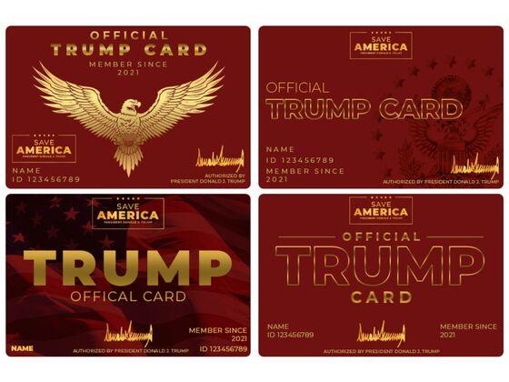 The Secret Fundraising Magic of Trump Cards