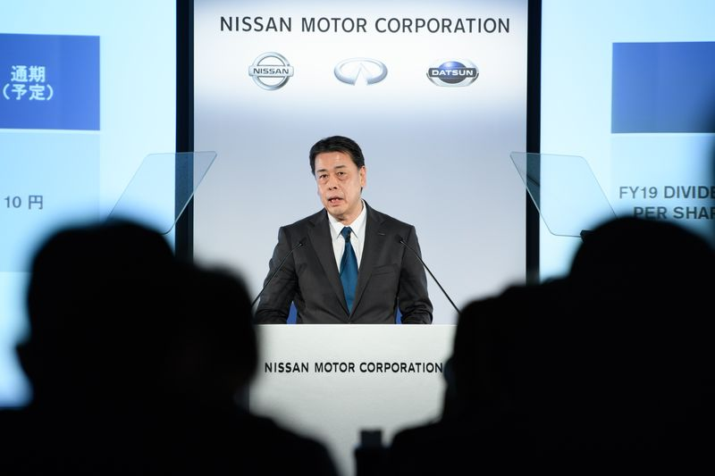 Nissan Slashes Full-Year Outlook Again With Dividend in Limbo