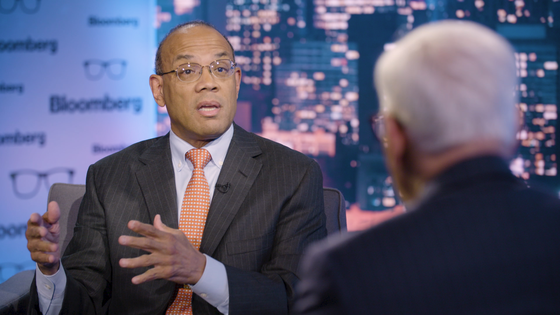 The David Rubenstein Show: John Rogers