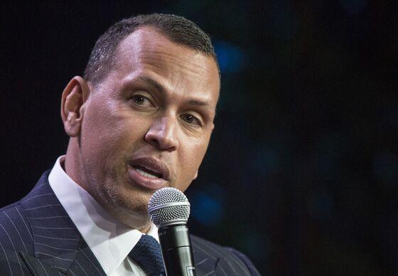 Alex RodriguezFiles to Raise $500 Million in Slam Corp. SPAC