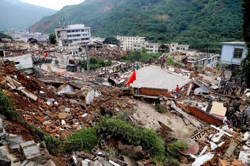 Rescue Efforts Underway After Deadly Earthquake in Southwest China