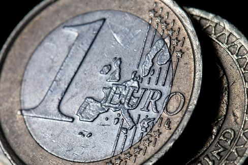 Why Hasn't the Euro Fallen More in the Crisis?