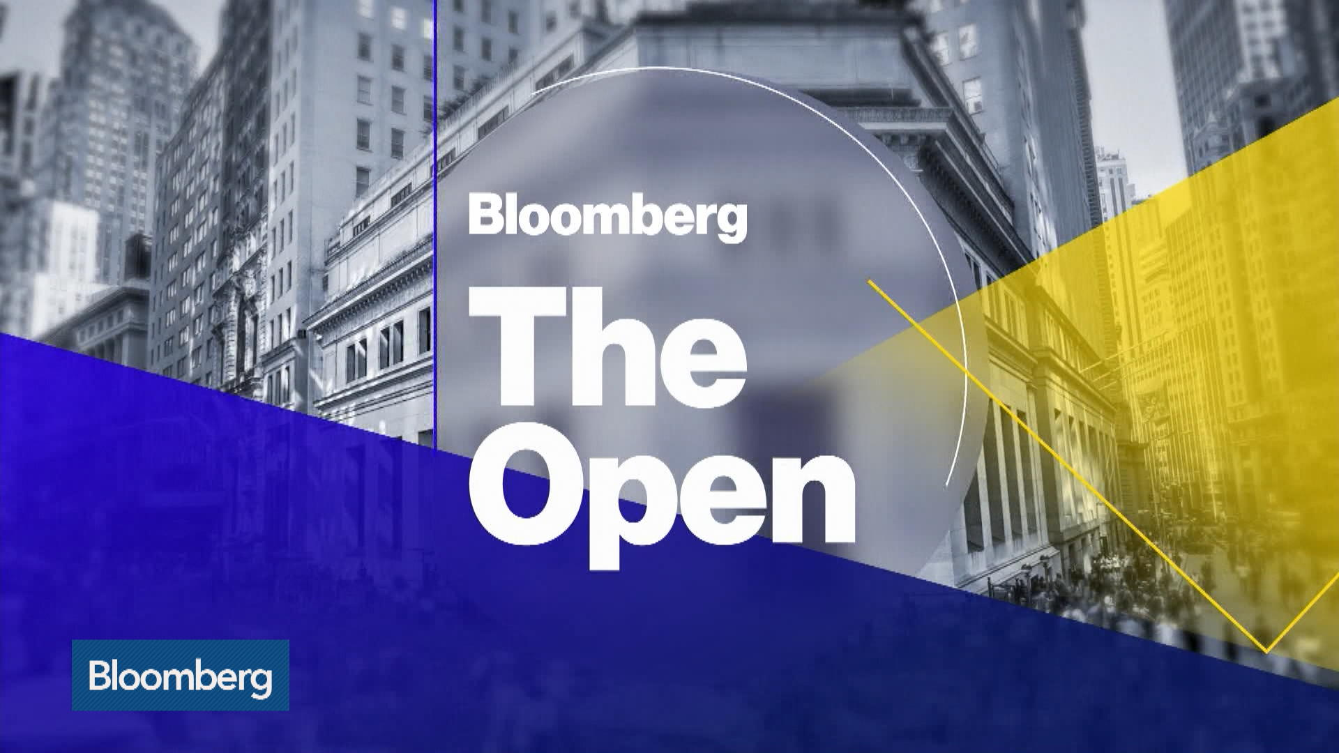 'Bloomberg The Open' Full Show (09/17/2019)