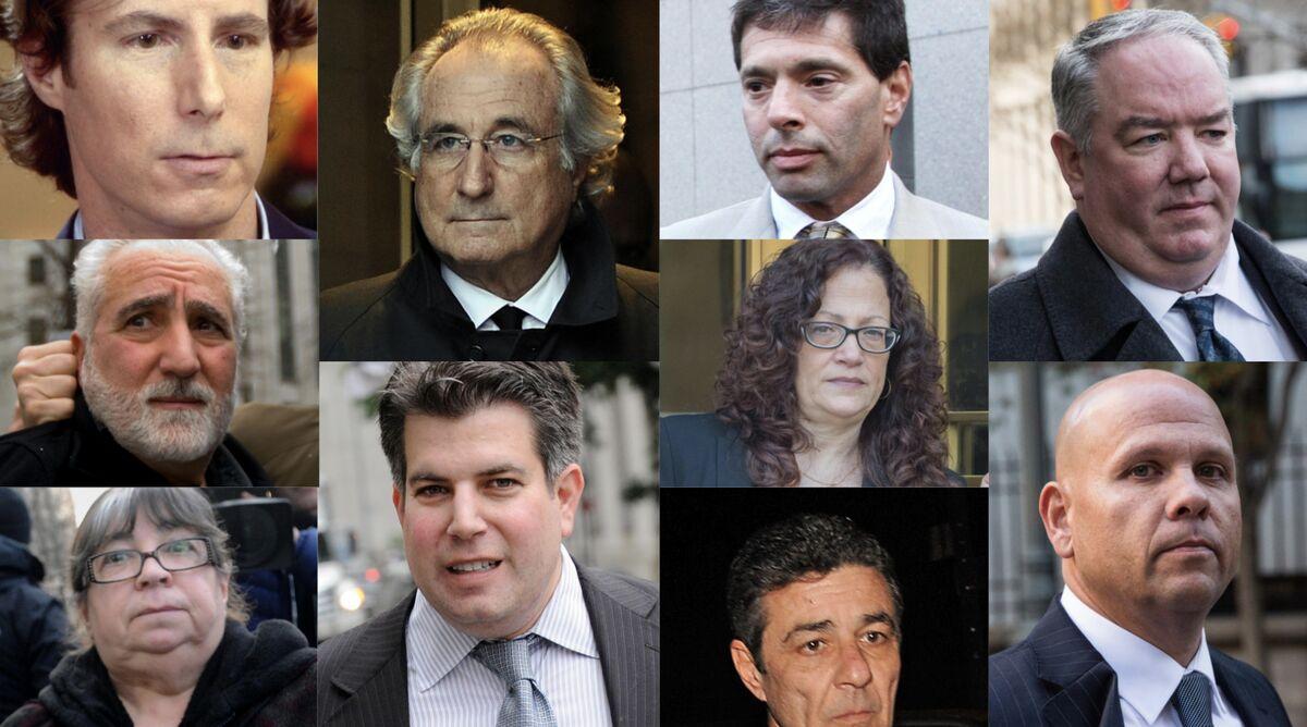 The Bernie Madoff Ponzi Scheme: Who's Where Now? - Bloomberg
