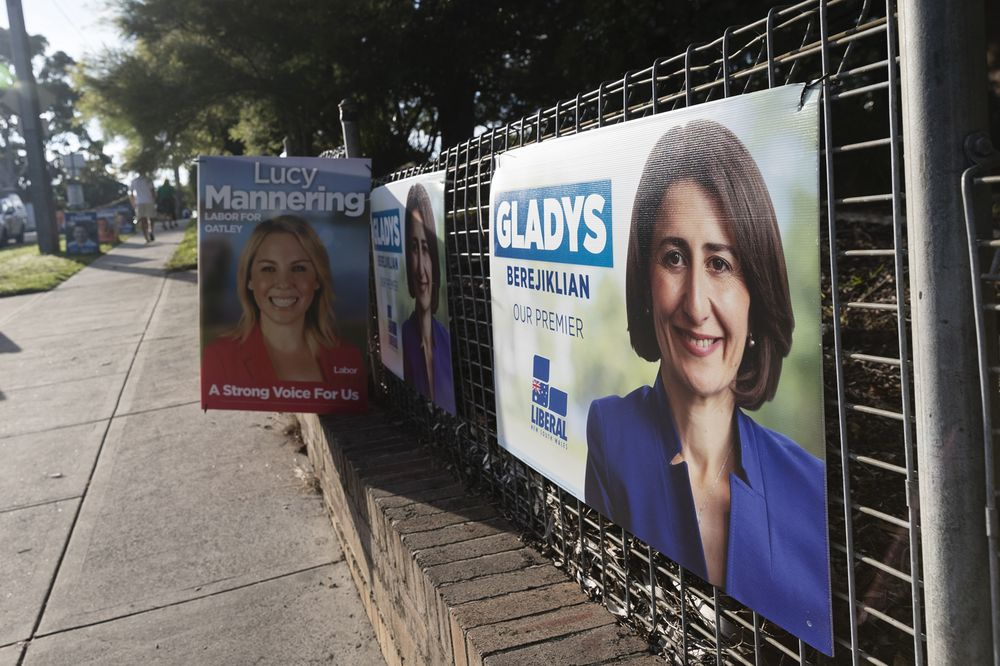 Ruling Coalition Wins Third Term in Tough Australian State Poll