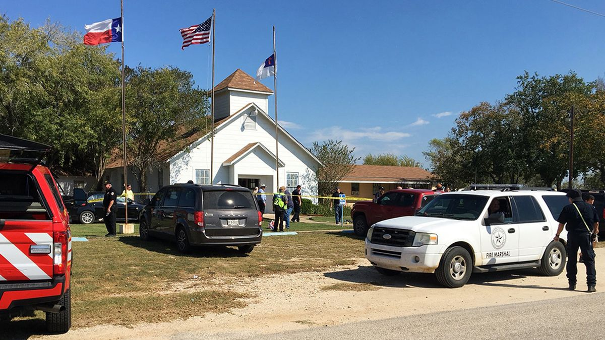 26 Killed in Church Attack in Texas' Deadliest Mass Shooting