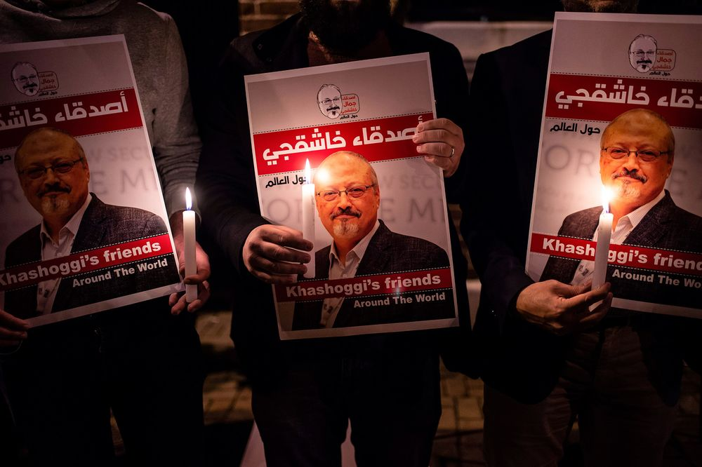 Turkey's Erdogan Urges U.S. to Weigh In on Khashoggi Case