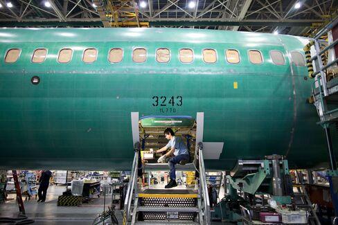 Boeing Prefers New Narrow-Body Jet
