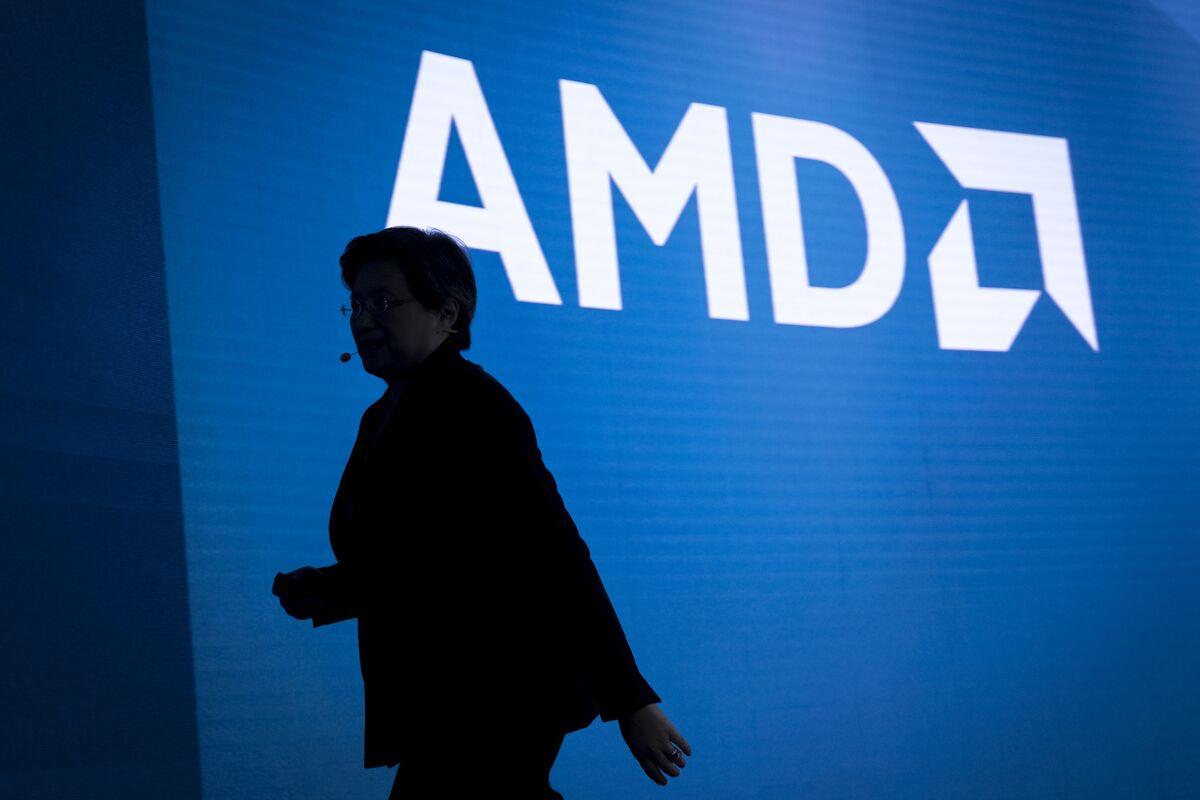 AMD Gives Revenue Forecast That Falls Short of Analyst Estimates