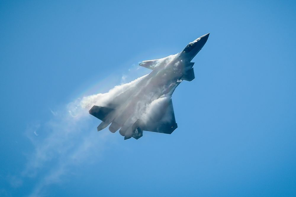 China's Stealth Jet May Be Ready This Year, U.S. Commander Says