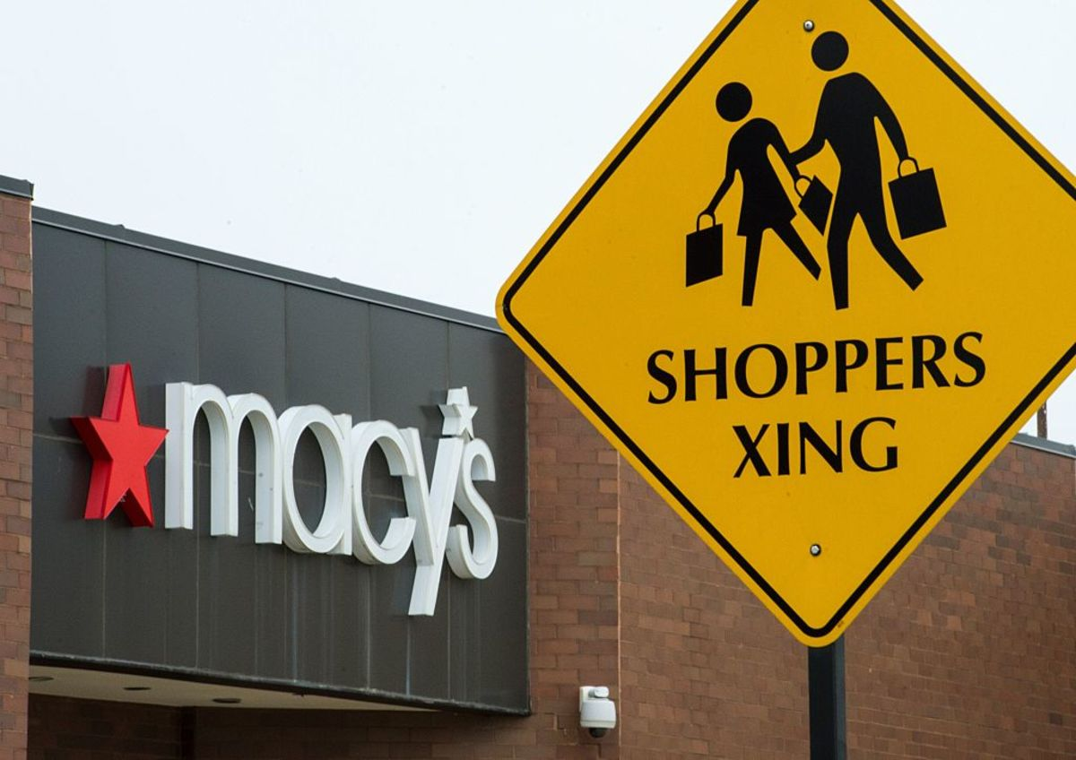 It May Already Be Too Late for Macy's