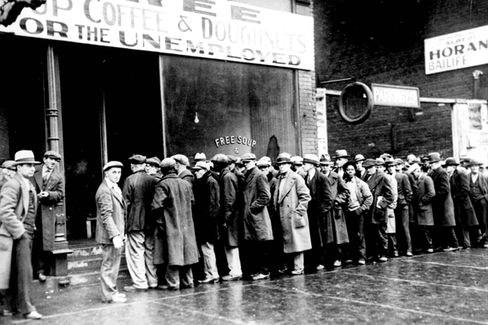 Warnings of the Great Depression in 'The Business Week'