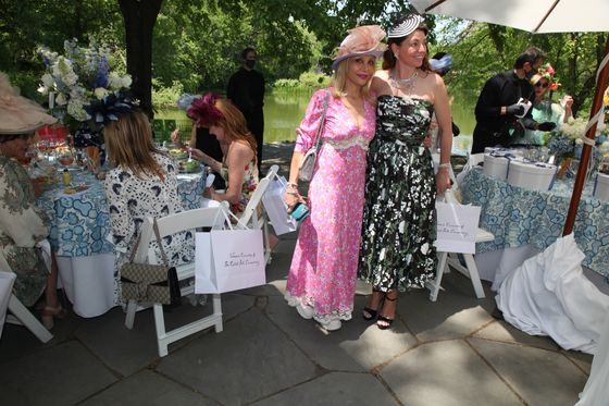 New York High Society Ditches Their Masks and Revives the Gala