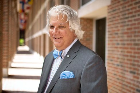 Favorite Professors: North Carolina's C.J. Skender