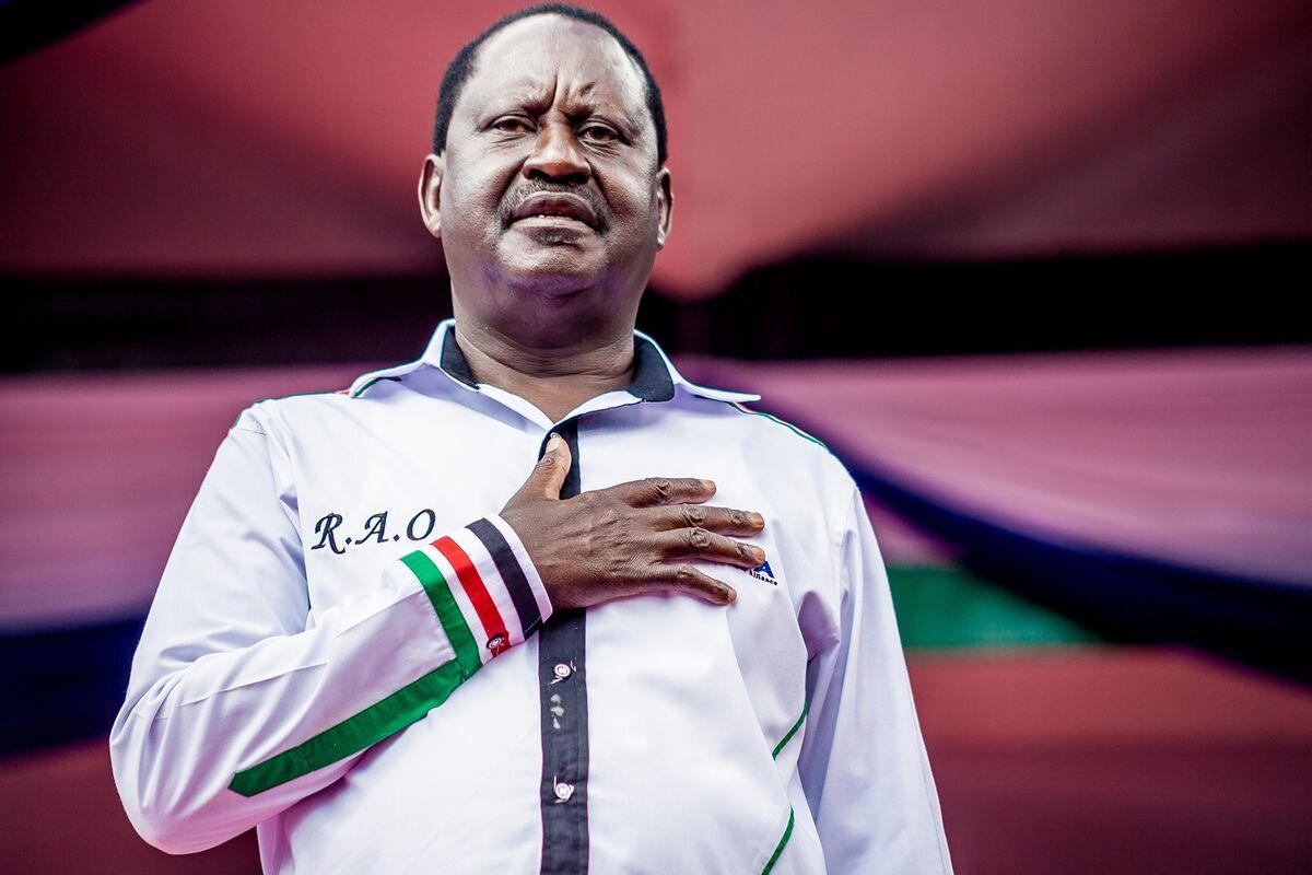 Kenyan Opposition Leader to Leave Hospital, Speak to Media – Bloomberg