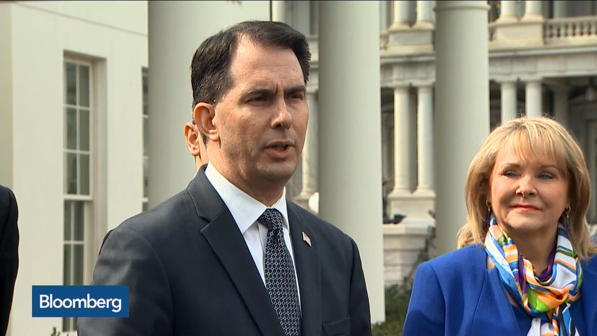 Wisconsin Gov. Scott Walker Says Obamacare Is a Mess