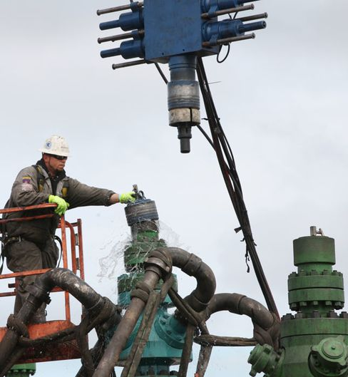 Support Slips for More Rules as Gas-Fracker Campaign Pays Off