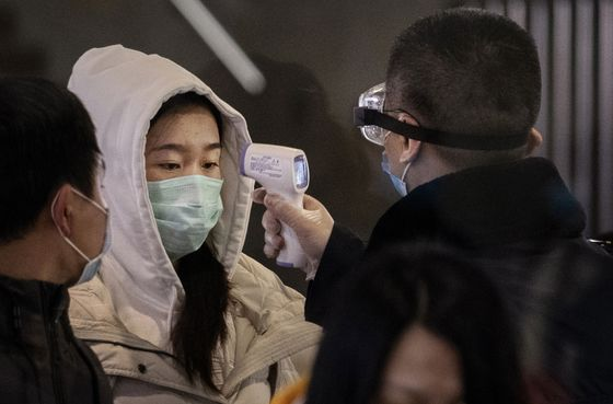 No Fever in Some China Virus Carriers Makes Detection Harder