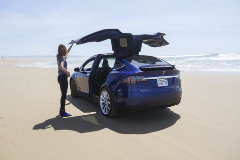 If you want to feel on the vanguard of automotive technology, and you need a spacious, practical people-mover, the Model X is right for you.