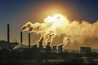 RF climate carbon emissions pollution HP