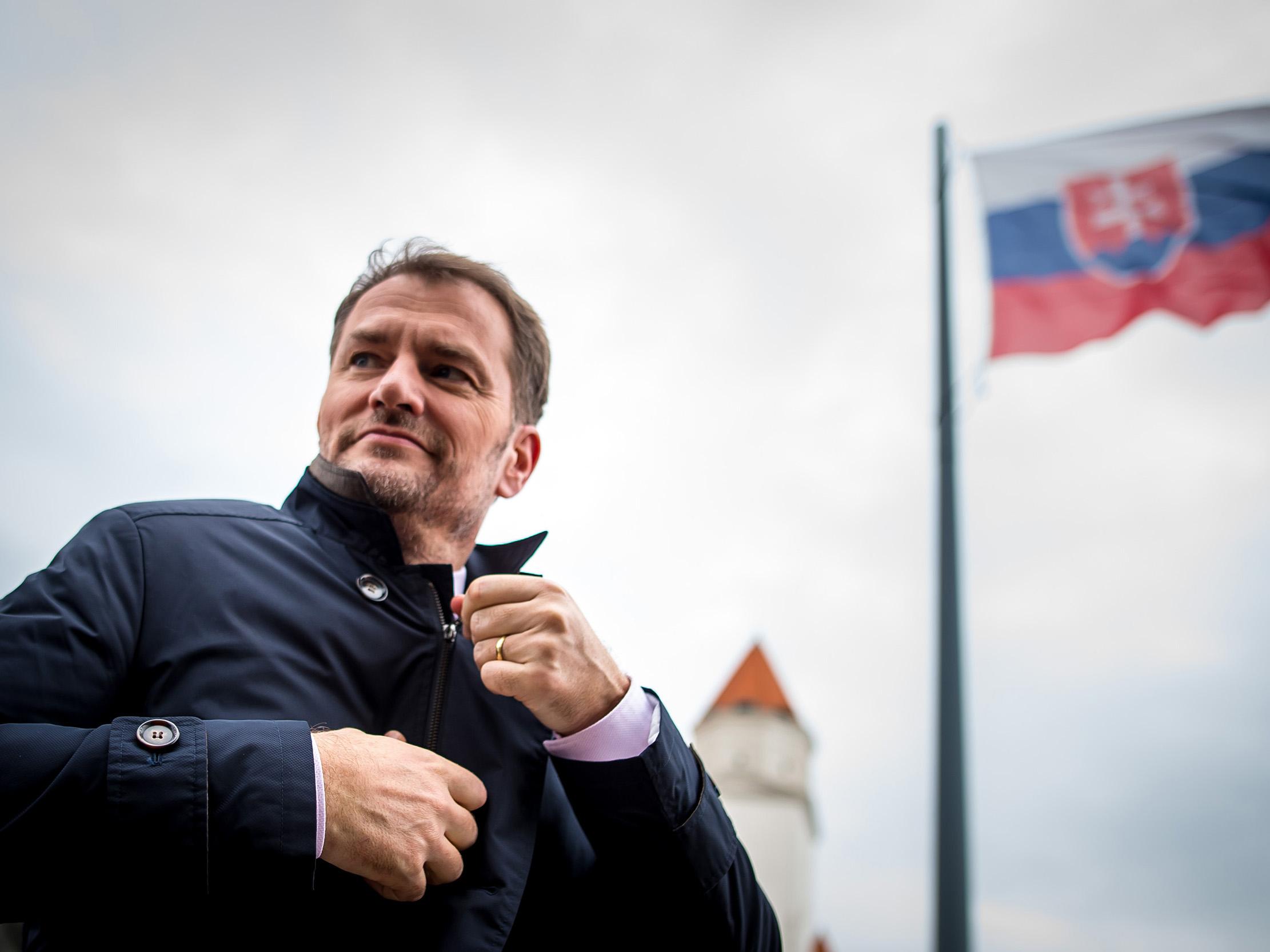 SLOVENSKO-POLITIKA-HLASOVACIA STRANA