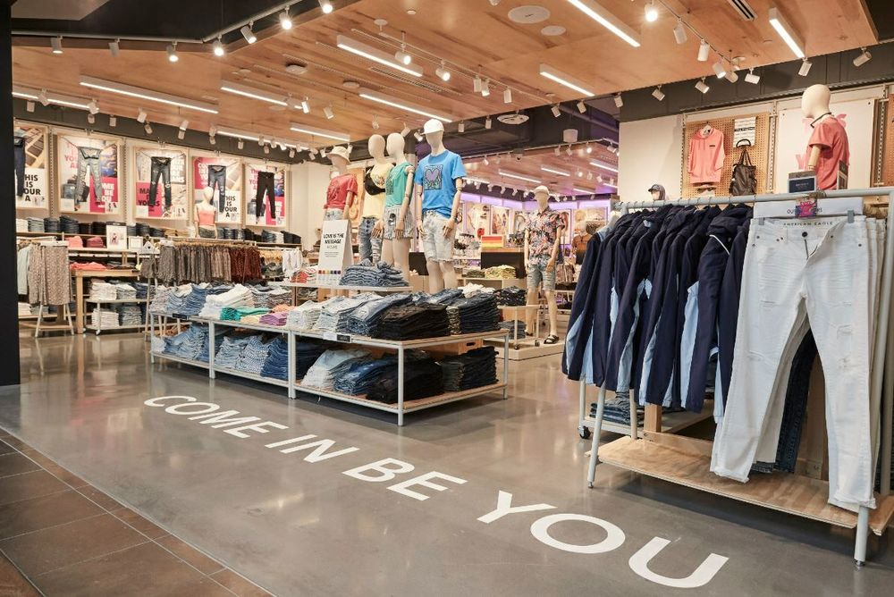 American Eagle (AEO) Sells Jeans, Lingerie With Inclusivity