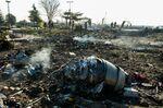 Boeing Co. 737 Bound for Ukraine Crashes In Iran