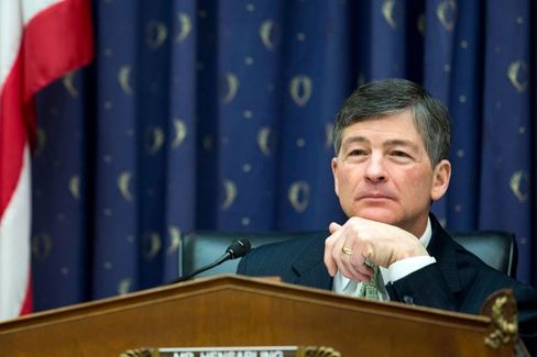 The Republican Plan to Rein in Janet Yellen's Federal Reserve