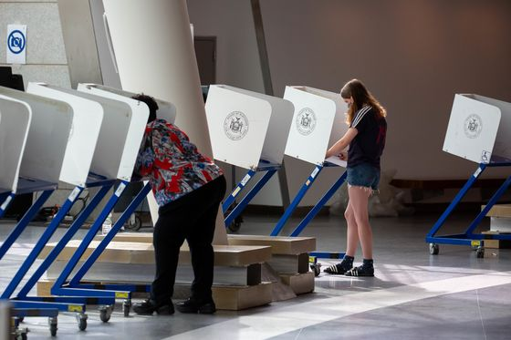 New Yorkers Confront a Novel Way to Vote and Weigh Their Choices