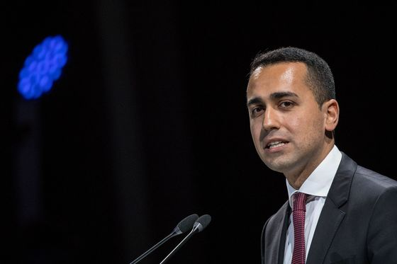 Di Maio Renews Push for Basic Income for Italians