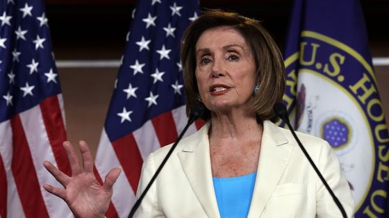 Pelosi Says Infrastructure Won't Get Vote Without Larger Plan