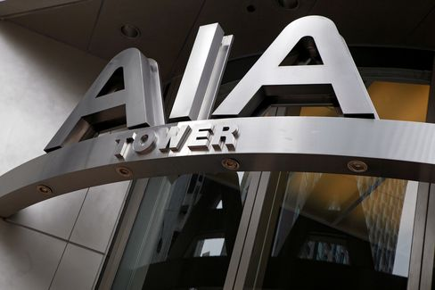 AIA to Start Trading in Hong Kong