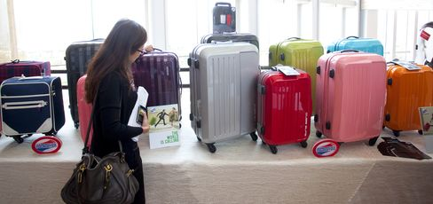 Samsonite Pulls Tokyo Chic Luggage Range Amid Carcinogen Claims