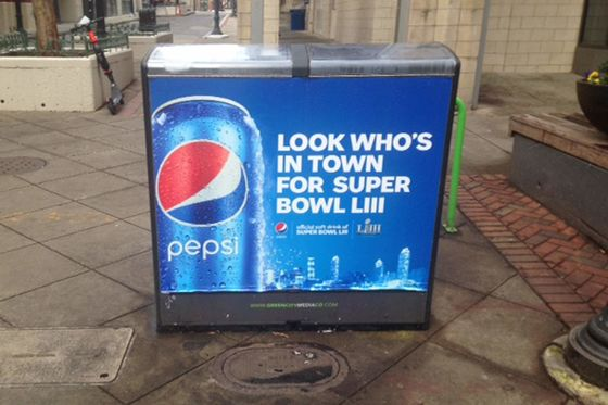 Pepsi Is About to Invade Coca-Cola's Home Turf at the Super Bowl