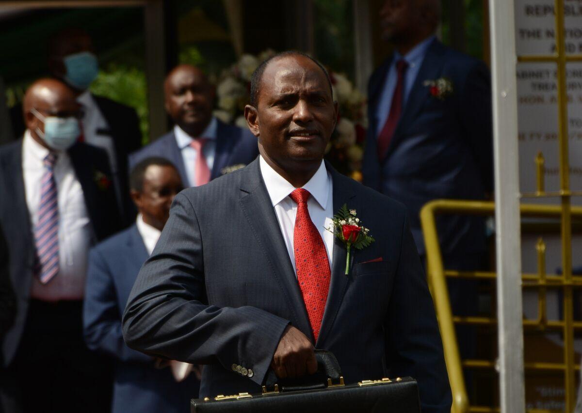 Kenya Sees Successful IMF Review as It Seeks $410 Million