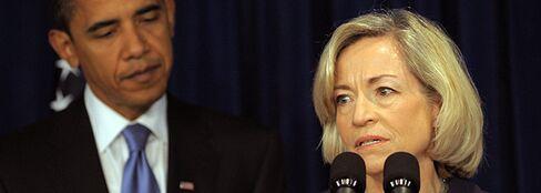 Obama's Budget Watchdog: Nancy Killefer