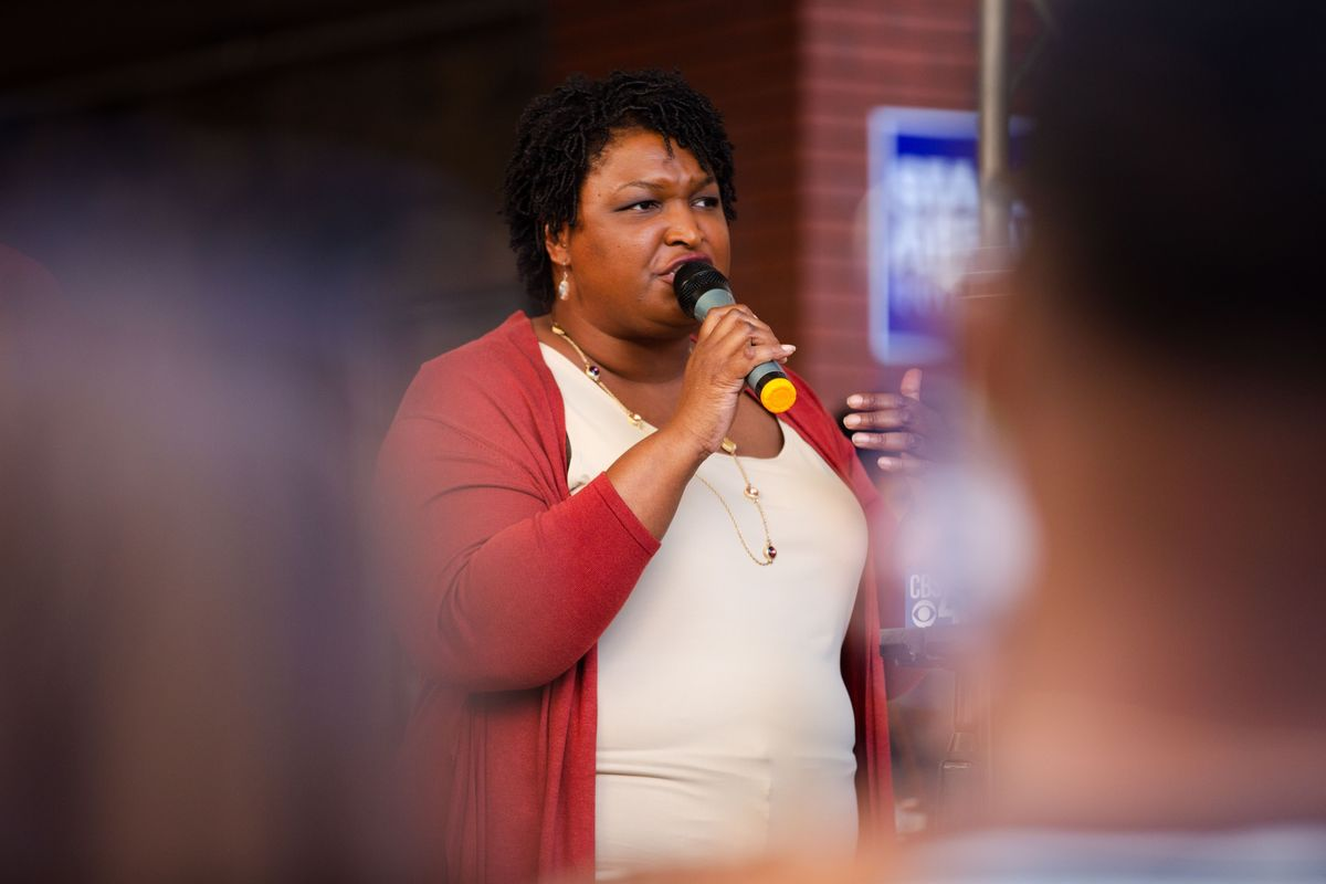 Georgia Election Official Says Stacey Abrams Has No Path to Victory