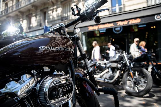 Harley Is Winning in Europe—Without a Trade War