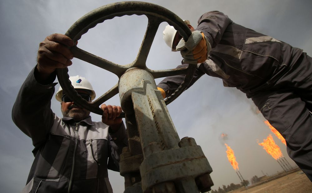 Iraq Pumping Crude Oil at Record Levels, Unaffected by Protests