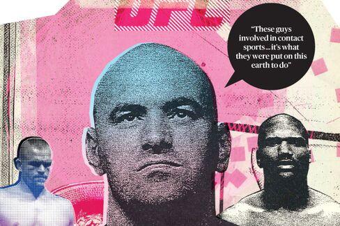 The UFC's Dana White on Telling Chuck Liddell to Retire